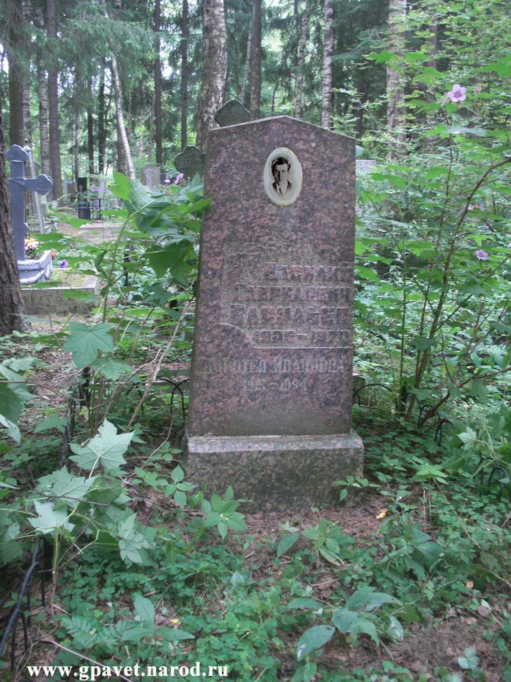 Северное кладбище,